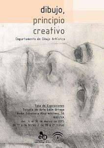 Cartel de la exposición colectiva en la que ha participado.
