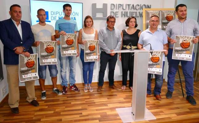 Un momento de la presentación del torneo en la Diputación Provincia. / Foto: www.fabhuelva.org.