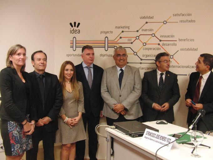 Presentación de la red de Centros de Referencia de la Economía Social.