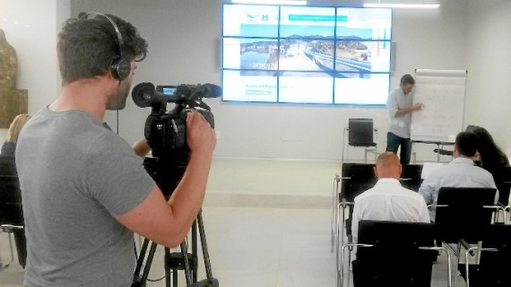 Unos 190 agentes turísticos de Huelva, Algarve y Alentejo reciben formación en el marco del proyecto Uaditurs