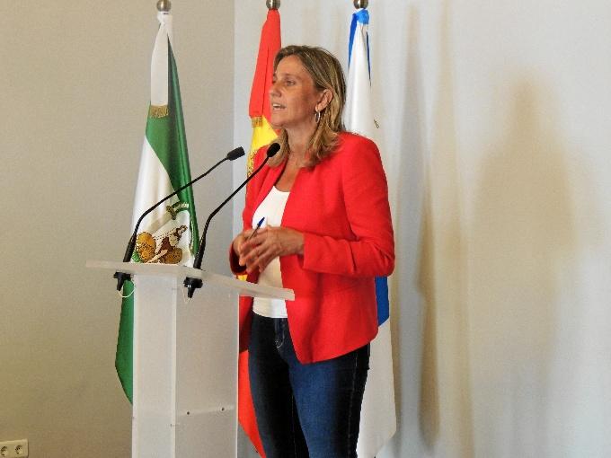María Villadeamigo, teniente alcalde de Economía y Hacienda.