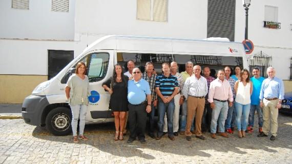 Respaldo al trabajo de la Asociación de Familiares de Enfermos de Alzheimer de Moguer y su entorno