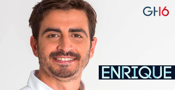 Enrique gran hermano 16