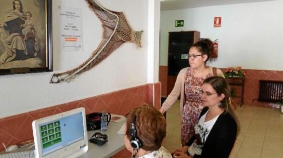 La asociación isleña Asoifal presenta el programa 'Gradior' a sus usuarios