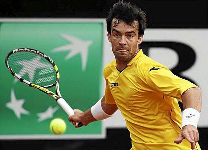 Pere Ribas completará el cartel de la 90ª Copa del Rey de Tenis.
