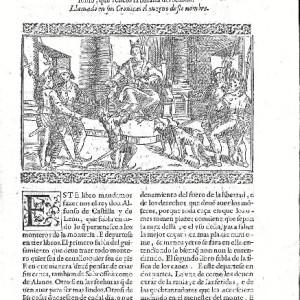 Edición de Argote de Molina en Sevilla 1582 del Libro de la Montería de Alfonso XI.
