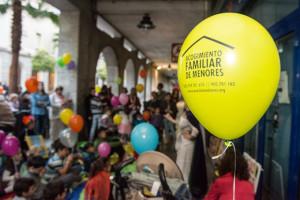 El centro de salud de La Orden participa un año más en la campaña de difusión del programa de acogimiento familiar a menores que la Junta.