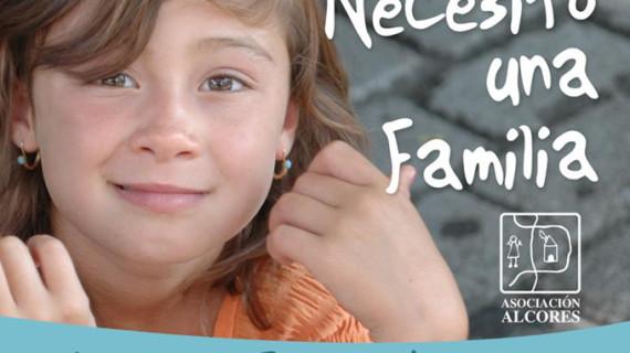 Marcha solidaria de Alcores para concienciar sobre el Acogimiento Familiar