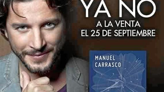 Sale a la venta 'Ya no', el nuevo single de Manuel Carrasco