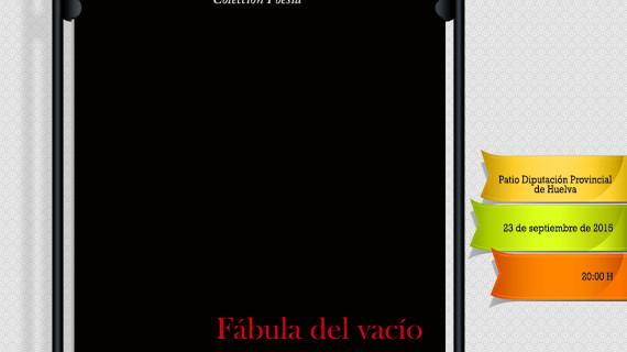 Ramón Llanes presenta 'Fábula del vacío' en la Biblioteca Provincial
