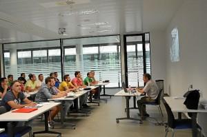 En la actualidad se está desarrollando un curso de formación con 70 plazas, donde se ha priorizado a la población local.