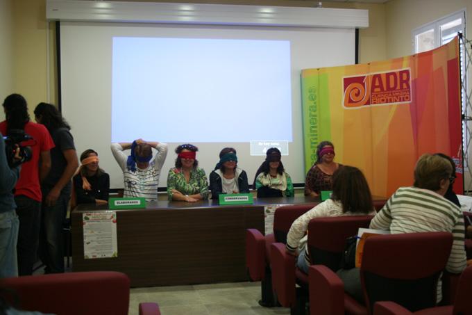 Mujeres de la Cuenca han sido las protagonistas de esta jornada.