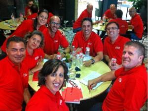 El onubense ha formado parte del equipo de dinamización comercial Tradicionalíssimo de Campofrío.