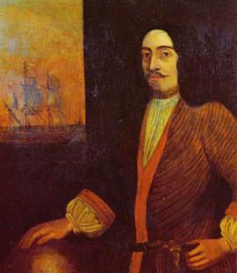 Sir George Somers.