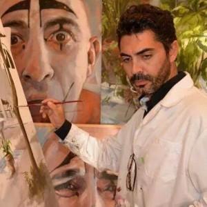 Juan Galán, pintor ayamontino.