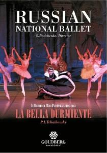 El día 7 de diciembre, el Gran Teatro acogerá 'La Bella Durmiente' de Tchaikovsky.