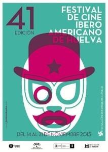 Cartel del Festival de Cine Iberoamericano.