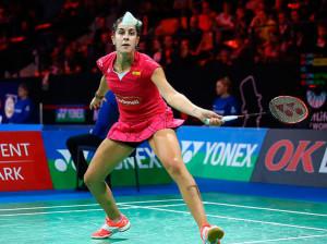 Carolina Marín  confía en llegar muy lejos en el Open de Hong Kong.