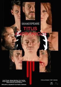 El 27 de noviembre llega al escenario del Gran Teatro 'Shakespeare, Titus Andronicus'.