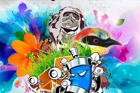 Aljaraque organiza un 'Concurso de Grafiti' para decorar un muro colindante con el colegio 'Antonio Guerrero'
