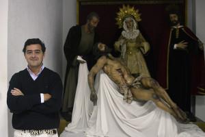 Se desconoce aun el emplazamiento definitivo del conjunto escultórico en la Parroquia de la Concepción