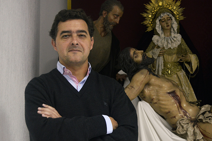Juan Javier Márquez se muestra ilusionado de cara al cambio de sede canónica