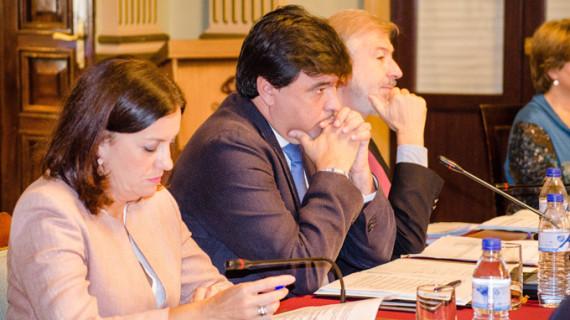 Reunión con Hacienda para conciliar presupuestos y planes de ajustes en la capital