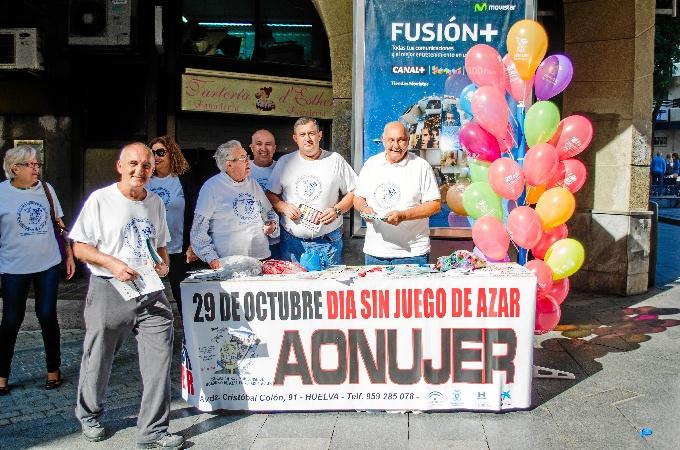 Como cada 29 de octubre, hoy se celebra a nivel nacional el Día sin Juegos de Azar'. /Foto: Cinta García.