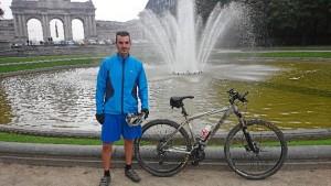El ciclismo es una de sus aficiones.