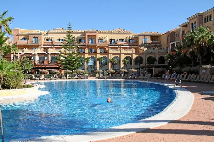 Hotel Barceló de Punta Umbría.