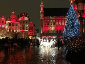 Bélgica es sede de muchas de las instituciones de la Unión Europea.