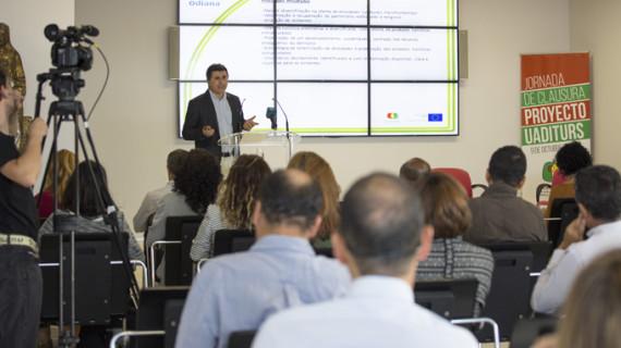 Huelva, Algarve y Alentejo apostarán por el turismo rural y las nuevas tecnologías en los próximos años