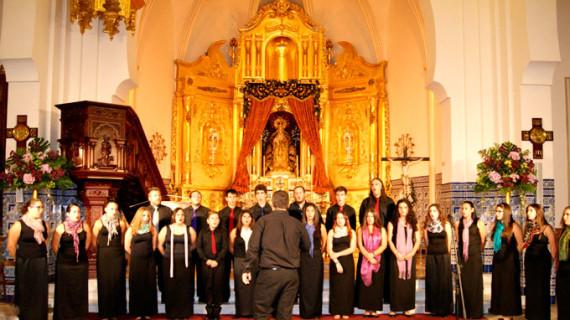 Comienza el Festival Coral  del Atlántico en Isla Cristina