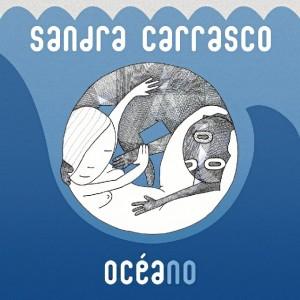 Sandra Carrasco ha presentado su último trabajo, 'Océano'.