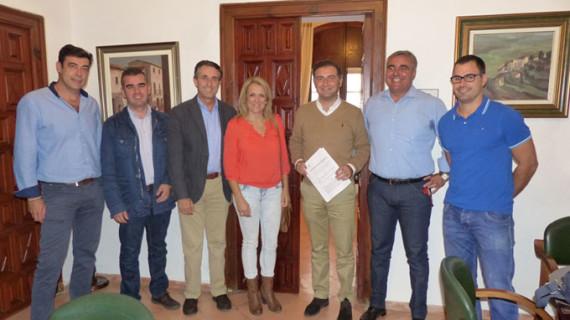El Pedro Alonso Niño recibirá del Ayuntamiento de Moguer 65.000 euros para su proyecto deportivo