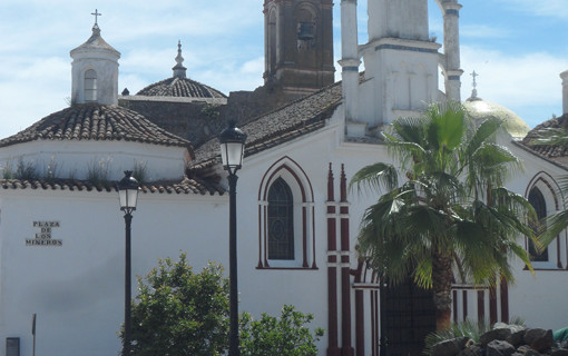 Cala celebra las Fiestas de la Pilarica en Minas de Cala