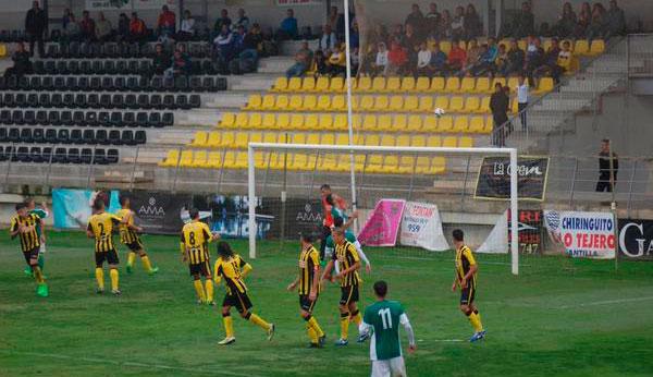 El San Roque espera repetir ante el Jumilla el buen partido que hizo ante el Almería B.