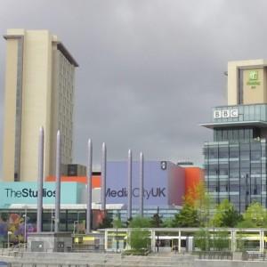 Manchester es una ciudad industrial.