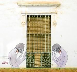 Obra 'Anatomías'./Foto:Luis Martínez Conde.