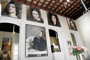 Actualmente está trabajando en un proyecto para la Galería Ansorena de Madrid.