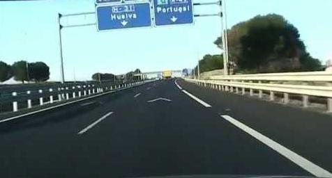 Tráfico prevé 131.000 desplazamientos de largo recorrido en Huelva durante el puente de la Constitución