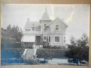 Estado original de la Casa de MacDonald. / Foto: Colección particular de Emilio Romero.