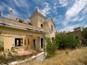 Imagen actual de la casa, un inmueble que no es BIC pero que cuenta con un nivel de protección. / Foto: Alberto Ruiz Campos.
