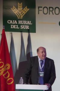 Antonio García de Castro fue el moderador del evento.