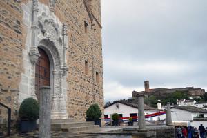 La Mezquita de Almonaster es el principal atractivo turístico del pueblo