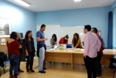 Julio Piedra repite como presidente del Colegio de Trabajo Social de Huelva