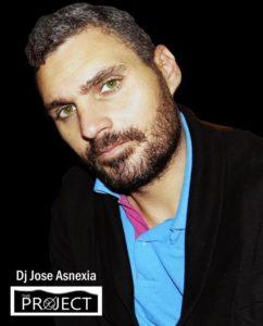 Jose Asnexia es el líder de 'The Project Dj'.