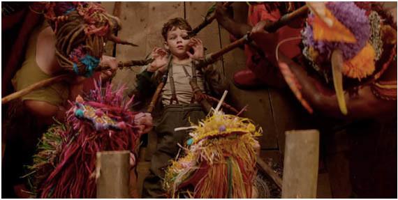 Aventuras y entretenimiento en la nueva versión cinematográfica del clásico 'Peter Pan'