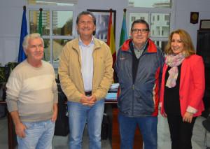 El alcalde de Punta se ha mostrado muy contento por la noticia.