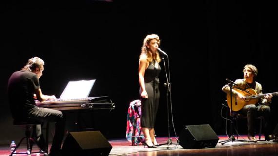 Sandra Carrasco clausuró el Festival JazzyMas